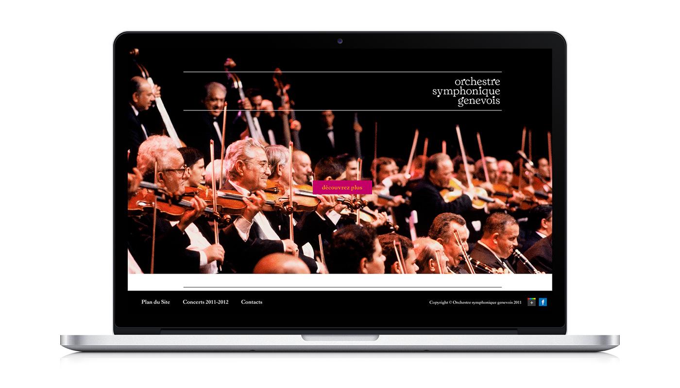 Orchestre Symphonique Genevois