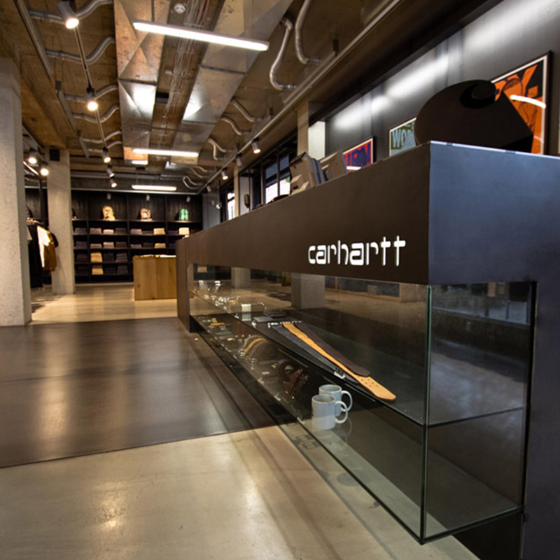 carhartt europe stores